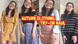 AUTUMN TRY ON HAUL 2019