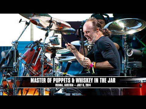 Metallica: Master Of Puppets And Whiskey In The Jar (metontour - Vienna, Austria - 2014) video