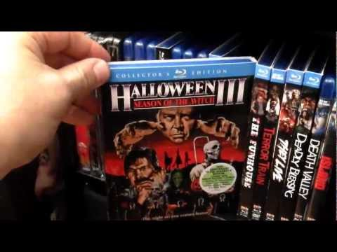 My Horror Blu-Ray Collection Overview streaming vf