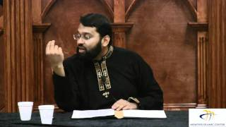 The Best of Stories: Pearls from Surat Yusuf | by Shaykh Yasir Qadhi | Part 1 | Video 4 of 5