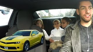 Child Abduction in Nice Car (Social Experiment) - Kidnapping Children
