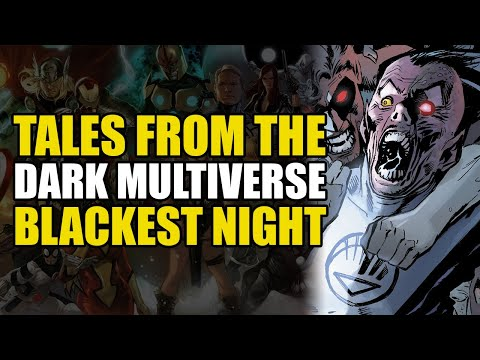 Tales From The Dark Multiverse: Blackest Night | Comics Explained