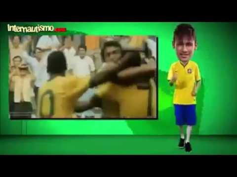 Los Rodr�guez - Parodia de Neymar vs James Rodrguez
