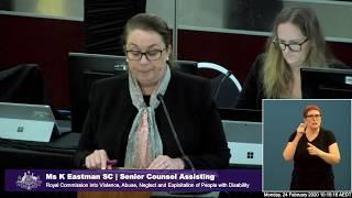 Public hearing: Health, Sydney – February 2020 - Day 5