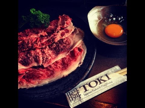 Toki Japanese Fusion and Fine Dining 32nd and 5th Ave. Bonifacio Global City by HourPhilippines.com