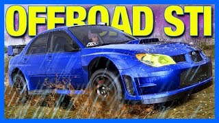 Need for Speed HEAT Customization : OFFROAD SUBARU STI BUILD!!