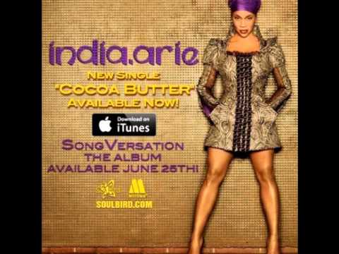 India.Arie - Cocoa Butter ***NEW 2013***