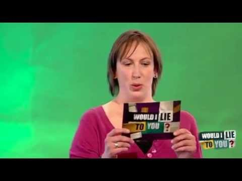 Miranda Hart's best friend at school was a little slice of toast. - Would I Lie to You? [HD]