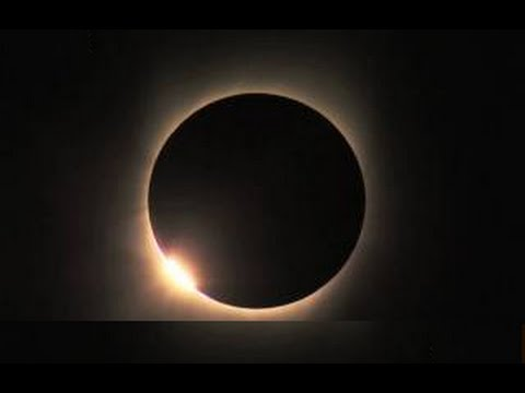 Timelapse: Total solar eclipse plunges Svalbard, Norway into darkness on March, 20 2015
