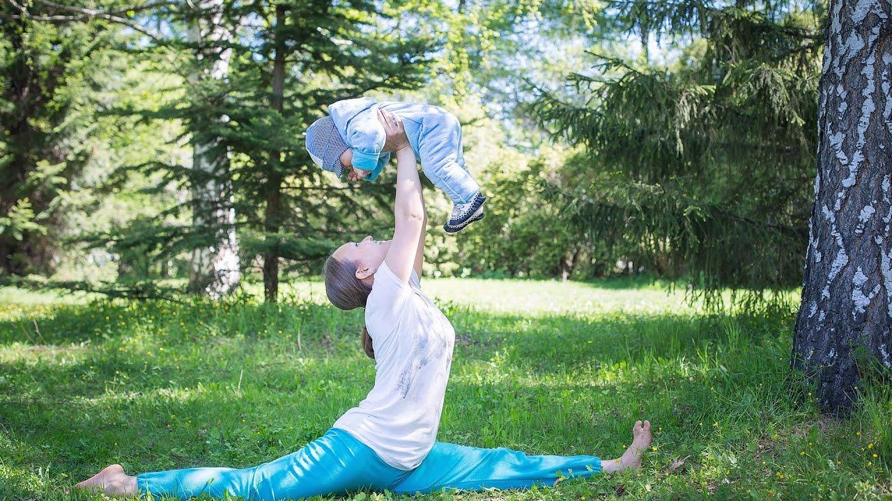 Алина терентьева йога для беременных 28