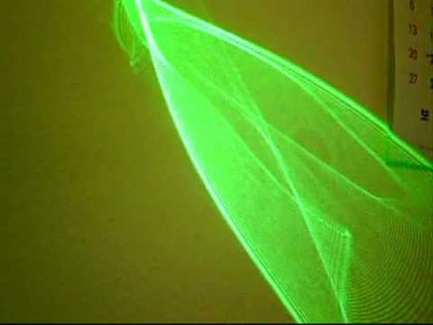 Laser Pointer Light Show - Hack Your Laser Pointer