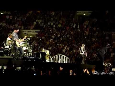 U2 Gelsenkirchen 2009-08-03 Vertigo