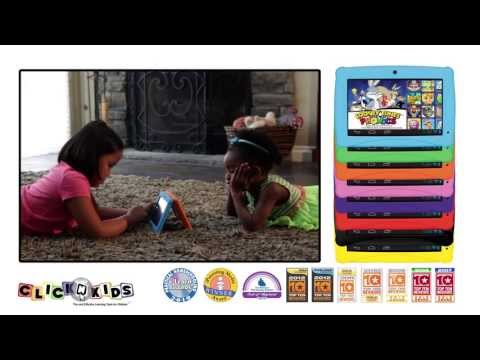 ClickN KIDS Family Tablet