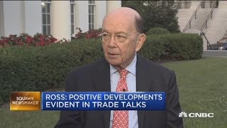 Wilbur Ross: US has been in a trade war since World War II