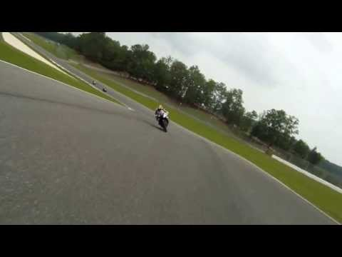 Barber Motorsports Park 5/19/13 3:00 Session Rear View