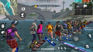 Freefire Ranked Gameplay Live[Nepal][Long time gameplay]