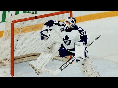 Grant Fuhr and the leafs vs Canadians & Islanders
