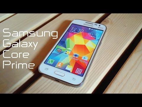 Review Samsung Galaxy Core Prime : AppDisqus Channel
