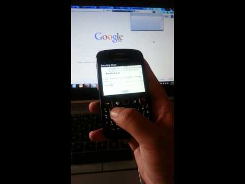 How to Flash a Blackberry Phone Manually Restore it to