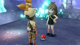 Pokemon Let's Go Pikachu & Eevee: Battle! Pokemon Trainer Green