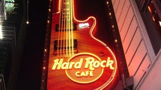 Hard Rock cafe  best rock Musik