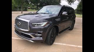 The Car Pro Test Drives The 2019 Infiniti QX80 Limited