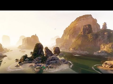 THE CLIMB - 360° Trailer (VR Game)