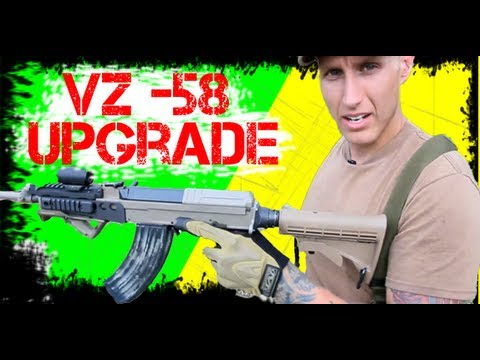 NEW VZ-58 UPGRADE PACKAGE
