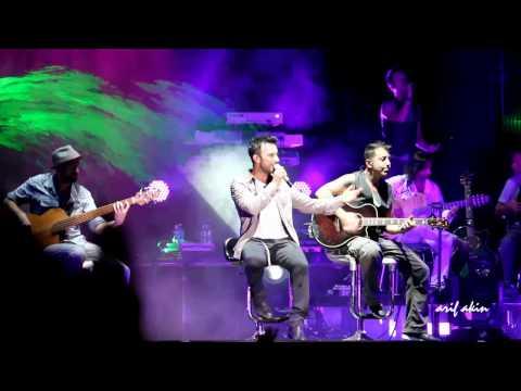Tarkan - 6 Slow Şarkı Üst Üste - Kocaeli Konseri (HD SES)