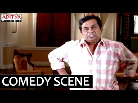 Telugu Comedy Scenes 01 From Athadu Movie video