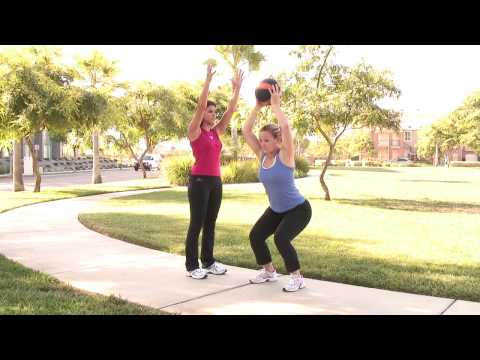 Medicine Ball Exercises Image 1