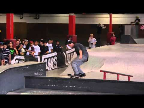 PLAN B DEMO AT VANS SKATEPARK ORANGE CA 12/7/14