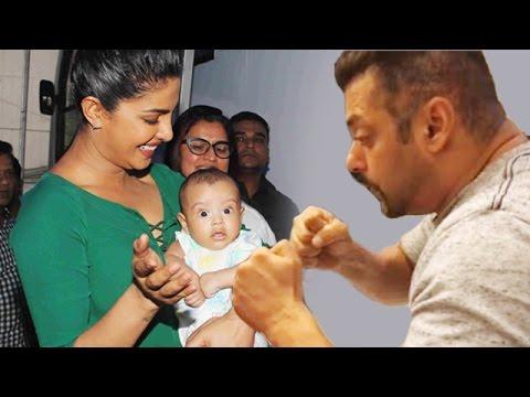 (VIDEO) Salman Khan & Priyanka Chopra