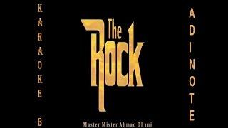 download lagu The Rock - Munajat Cinta Karaoke / Cover Instruments gratis