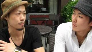 NY1page Dancer Interview : Hideki