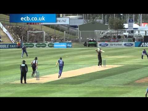 England v New Zealand XI highlights with Stuart Broad hat-trick