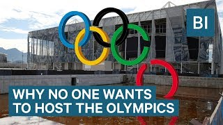 Why Hosting The Olympics Isn
