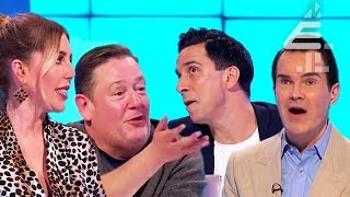 Love Island Slang, Avengers Recaps, Sneezing Fits & More Best Bits from 8 Out of 10 Cats Series 21