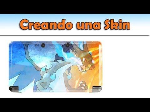Personaliza tu 3Ds y 3Ds XL Creando una Skin