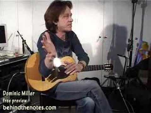 Dominic Miller PREVIEW -behindthenotes.com