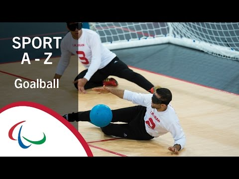 Paralympic Sport A-Z: Goalball