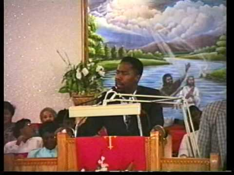 Rev. Paul Jones-I Won't Complain-October 1989 in Texas City, Texas