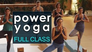 Power Yoga Workout ~ Forgiveness ~ Full Yoga Class