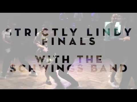 HARLEM 2018: Lindy Strictly Finals with The Schwings Band