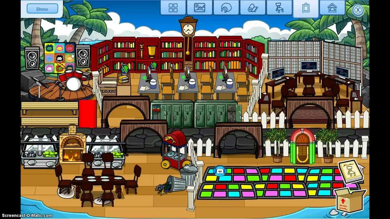 School Clubs And Activities Club Penguin Middle School