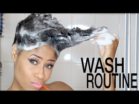 Natural Hair   WASH DAY ROUTINE (Start to Finish!)