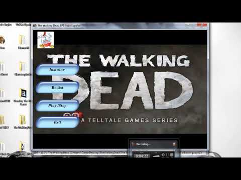 Tutorial: Descargar Gratis The Walking Dead Ep.1 Sub Español para PC FULL