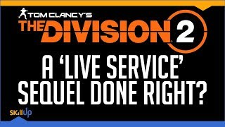 The Division 2 Is Learning From Where It (And Other Games) Failed - Hands On Impressions [4k]