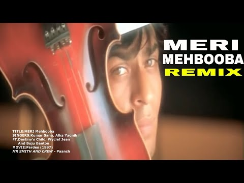 Meri Mehbooba   Remix video