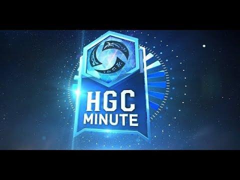 HGC Minute - Episode 3